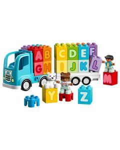 10915 Alfabet vrachtwagen