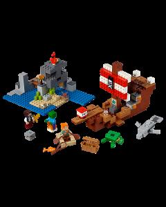21152 Avontuur op het piratenschip