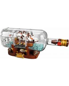 21313 Schip in een fles