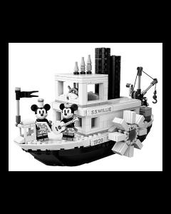 21317 Stoomboot Willie