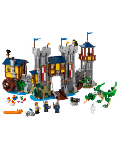 31120 Middeleeuws kasteel