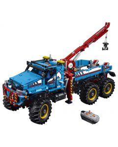 42070 6x6 allterrain-sleepwagen