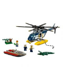 60067 Helikopter achtervolging