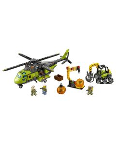 60123 Vulkaan bevoorradingshelikopter