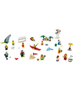 60153 Personenset – plezier aan het strand