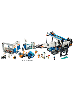 60229 Raket bouwen en transporteren