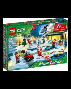 60268 City Adventskalender 2020