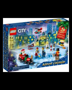 60303 City Adventskalender 2021
