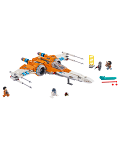 75273 Poe Damerons X-wing Fighter
