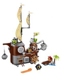 75825 Piggy piratenschip