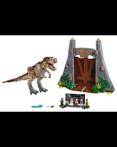 75936 Jurassic Park: T. rex chaos