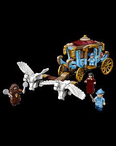 75958 De koets van Beauxbatons: aankomst bij Zweinstein