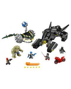 76055 Batman: Killer Croc rioolravage