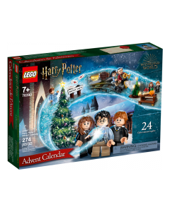 76390 Harry Potter adventskalender 2021