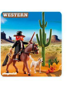 5251 Sheriff te paard
