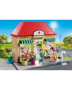 70016 Mijn bloemenwinkel