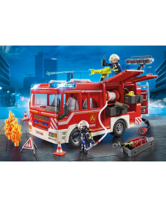 9494 Brandweer pompwagen